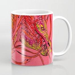 Tri-Dragon Coffee Mug