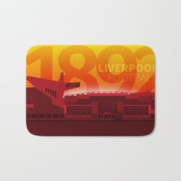 Anfield - LFC 1892 Bath Mat