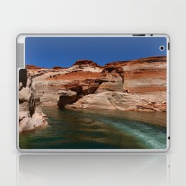 Antelope Canyon On Lake Powell Laptop & iPad Skin