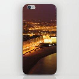 San Sebastian Panoramic view iPhone Skin