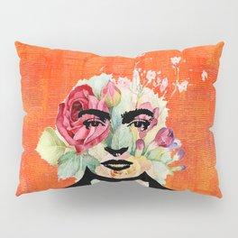 Frida flowers Pillow Sham
