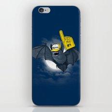 Baseball Bat iPhone Skin