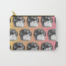 Minifigure Pattern - Hot Carry-All Pouch
