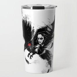 It can't rain all the time Travel Mug