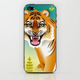 Royal Bengal Tiger [Panthera Tigris Tigris] iPhone Skin