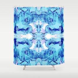 Flourescent Shower Curtain