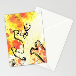 Life Dependance Stationery Cards