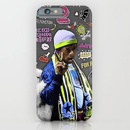 Lil Uzi Luv is Rage iPhone Case