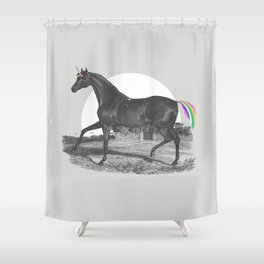 Freakin' Fabulous Shower Curtain