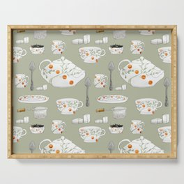 Tea for two Serving Tray