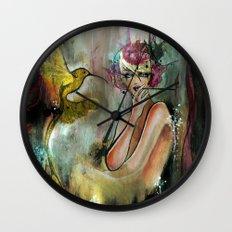Phoenix 2 Wall Clock