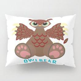 Owlbear Pillow Sham
