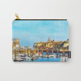 Dieppe Harbour Carry-All Pouch
