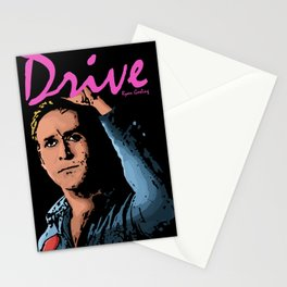 Get In. Get Out. Get Away. Stationery Cards