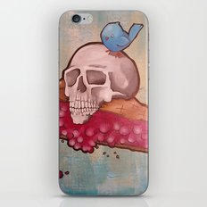 Death by Pie iPhone & iPod Skin