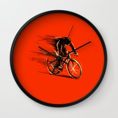 BikeCycling Wall Clock