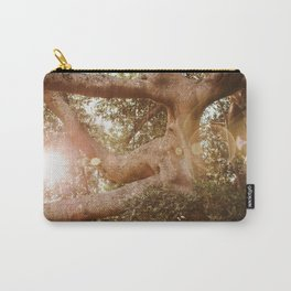 Labyrinth of light Carry-All Pouch