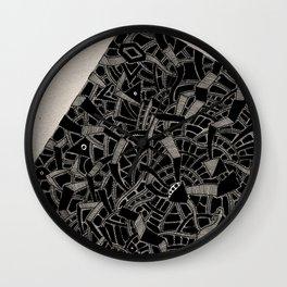 - 9 - Wall Clock