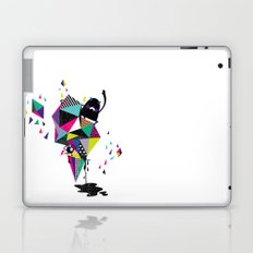 Creepy World Laptop & iPad Skin