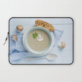 Mushroom soup Laptop Sleeve