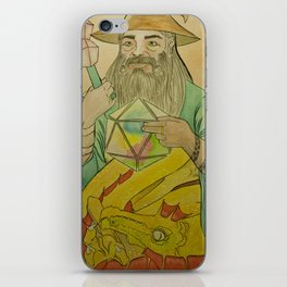 20th Wizard iPhone Skin