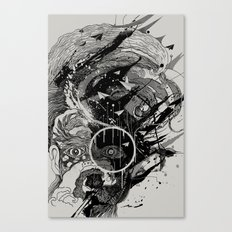 W.A.V.E. Canvas Print
