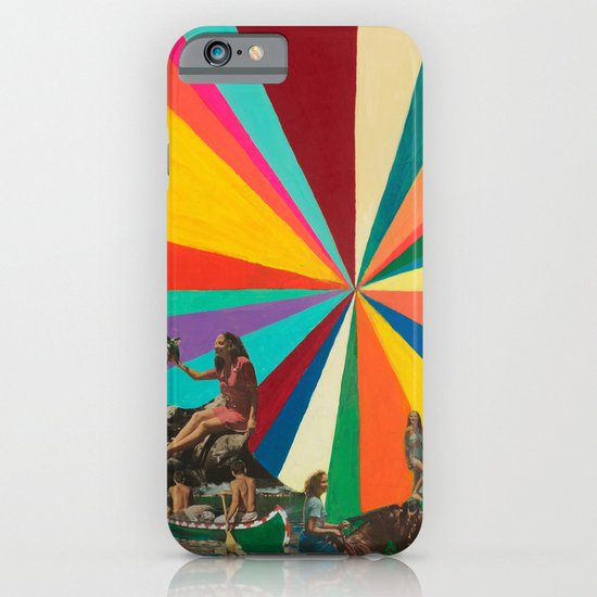 Summer Vacation iPhone & iPod Case