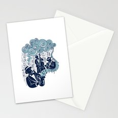Got the Blues Stationery Cards