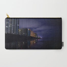 Daytona at Night Carry-All Pouch