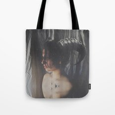 Year Of The Ram Tote Bag