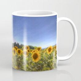 Sunflowers Of Summer Coffee Mug