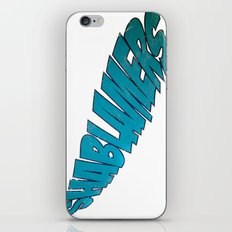 shablamers iPhone & iPod Skin