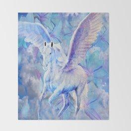 DREAM HORSE Throw Blanket