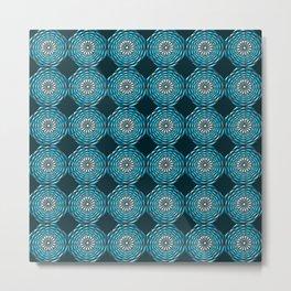 Geometrix LXXXVII Metal Print