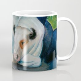 "Franz Marc ""The Steer (also known as The Bull or White Bull)"" Coffee Mug"