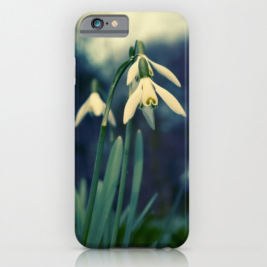 Key of Spring iPhone & iPod Case