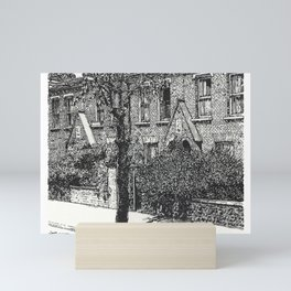 BATTERSEA PARK Mini Art Print