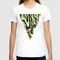 neon T-shirts featuring Neon by Marta Olga Klara