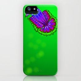 Green Betta iPhone Case