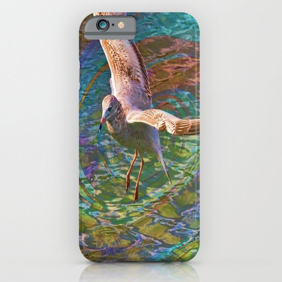 In The Swirl of Things iPhone & iPod Case