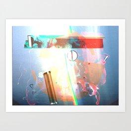 Ponxart Art Print