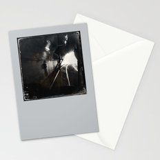 Black and White San Francisco Doboce Tunnel Stationery Cards