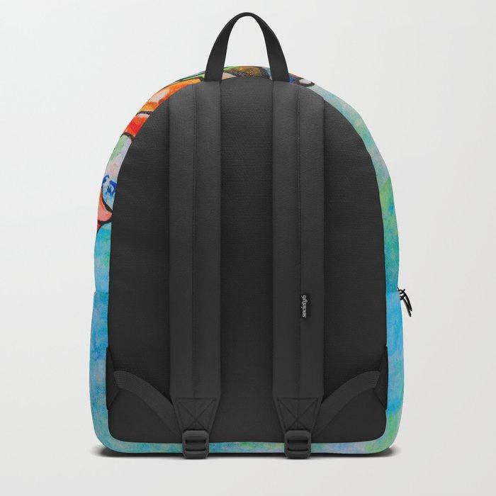 Water Souls Backpack
