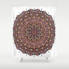 Mandala Innocenza Shower Curtain
