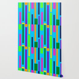 Colored Lines Wallpaper