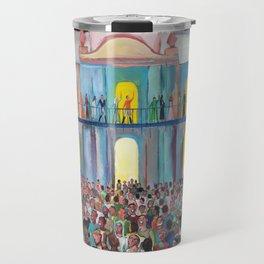 Cabildo abierto Travel Mug