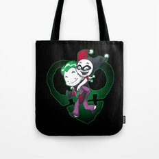 Crazy in Love Tote Bag