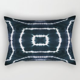 CASTLE OF GLASS - INDIGO Rectangular Pillow