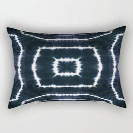 CASTLE OF GLASS - INDIGO Rectangular Pillow