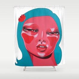 INTERLOCKED Shower Curtain